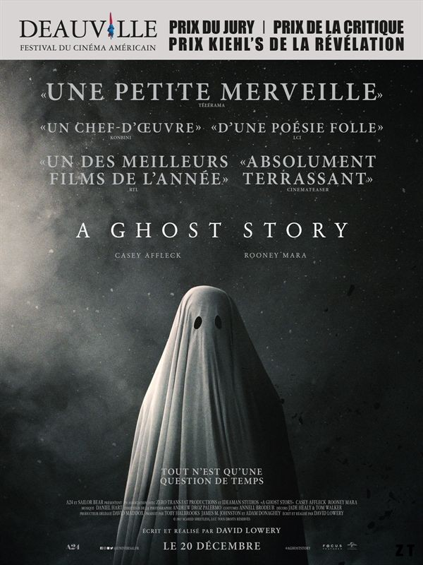 A Ghost Story FRENCH DVDRIP 2018