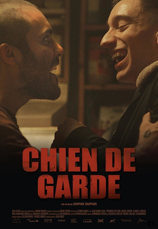 Chien De Garde FRENCH WEBRIP 2018