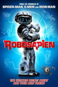 Cody the robosapien (Robosapien: Rebooted) FRENCH DVDRIP 2013