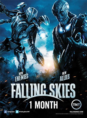 Falling Skies S03E01 FRENCH HDTV