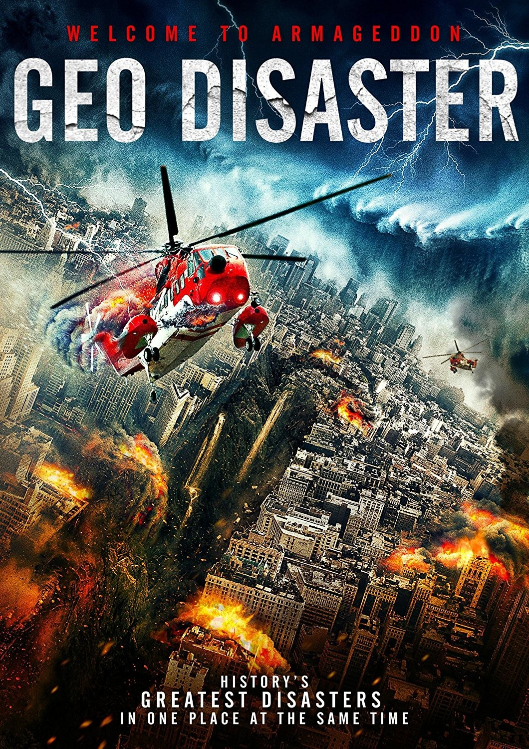 Geo Disaster FRENCH WEBRIP 1080p 2018