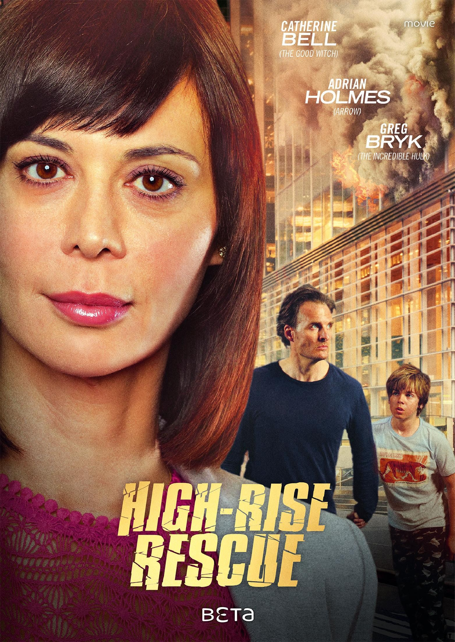 High Rise Rescue FRENCH WEBRIP 1080p 2018
