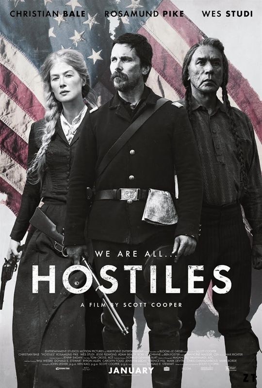 Hostiles FRENCH DVDRIP 2018