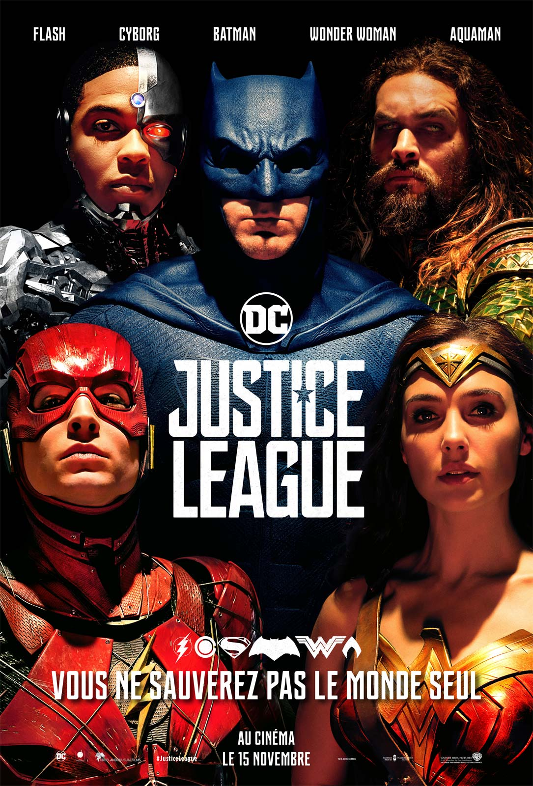 Justice League FRENCH BluRay 1080p 2017