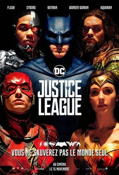 Justice League FRENCH DVDRIP 2017