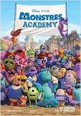Monstres Academy (Monsters University) FRENCH DVDRIP x264 2013