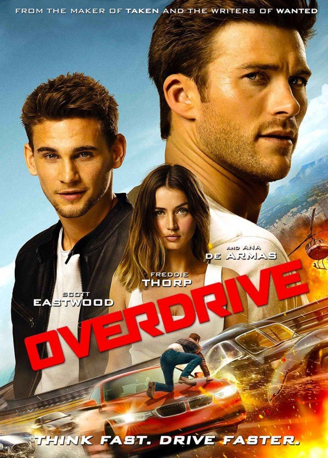 Overdrive FRENCH DVDRIP 2017