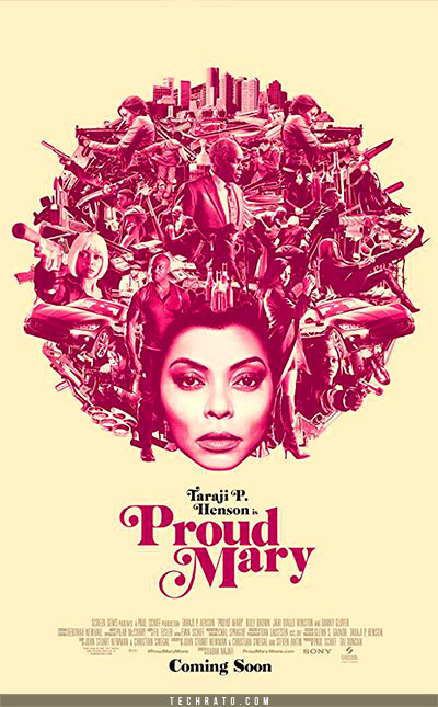 Proud Mary FRENCH BluRay 720p 2018