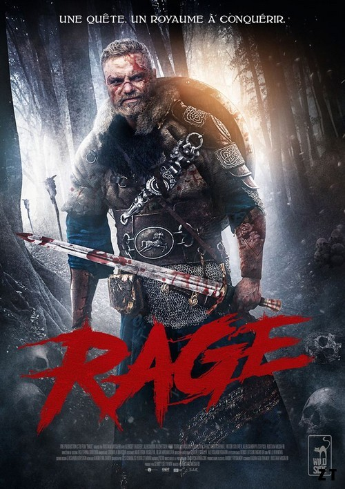 Rage FRENCH DVDRIP 2018
