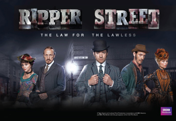 Ripper Street S01E07 FRENCH HDTV