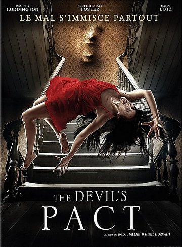 The Devil's Pact (The Pact II) FRENCH DVDRIP 2015