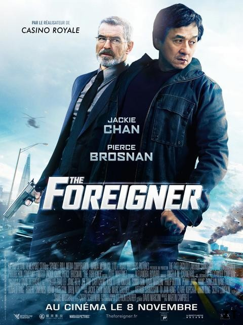 The Foreigner FRENCH HDlight 1080p 2017