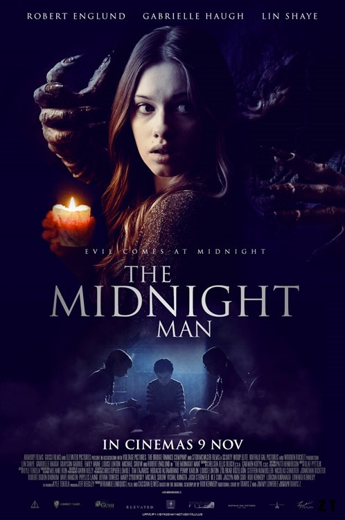The Midnight Man VOSTFR HDlight 720p 2018